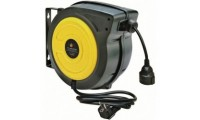 Enrouleur électrique 20 mètres - 3 x 2,5 mm - 230 v - Luro USAGE PROFESSIONNEL