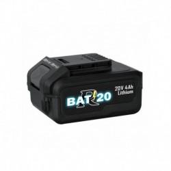 """Batterie 20V 4Ah """"R-BAT20"""" - Ribimex"""