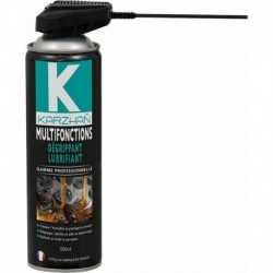 Dégrippant / lubrifiant multifonctions 500ml Karzhan