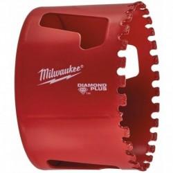 """Scie trépan 68mm 5/8"""" x 18 Diamond Plus - Milwaukee"""
