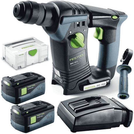 Perforateur sans fil BHC 18 Li 5,2-Plus Festool