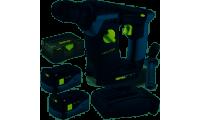 Perforateur sans fil BHC 18 Li 5,2-Plus FESTOOL avec 2 batteries, chargeur, en coffret