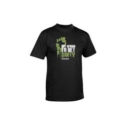 Déstockage : T-shirt Blaklader Not Afraid To Get Dirty - serie limité