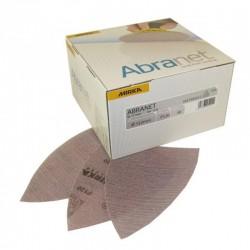 Triangles abrasifs Abranet Delta 100 x 152 x 152mm - Mirka, 50/boite