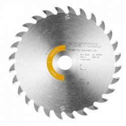 Lame de scie circulaire Festool WOOD UNIVERSAL HW 160x1,8x20 W28