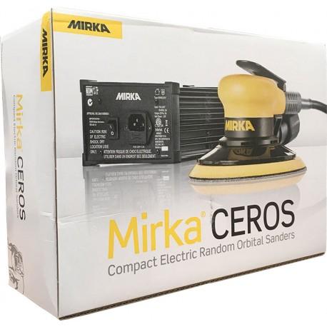Ponceuse Mirka CEROS 650CV 150mm 5,0