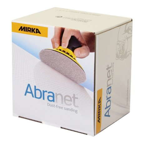 Disques auto-grippantes Abranet Ø 150 mm MIRKA