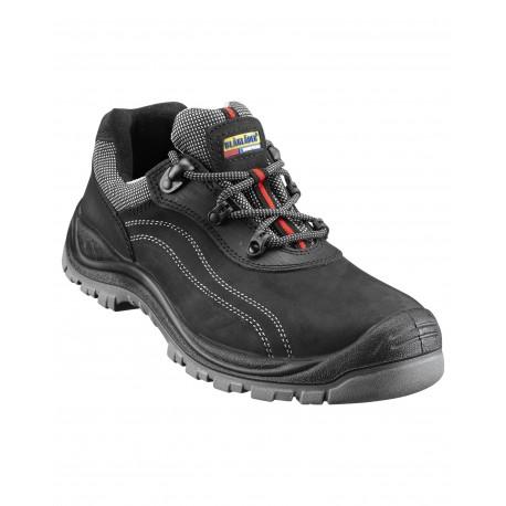Chaussures de sécurité Blåkläder Embout large noir