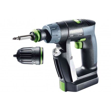 Perceuse-visseuse Festool sans fil CXS Li 2,6-Plus
