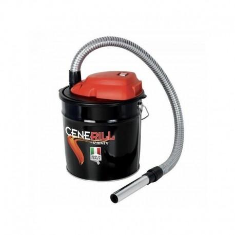 Aspirateur à cendres électrique Cenerill 18 L 1000 W Ribitech PRCEN001