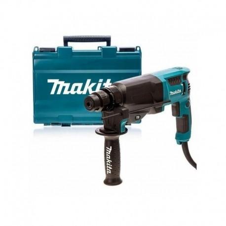 Perforateur burineur MAKITA SDS-Plus 800W Ø26mm en coffret
