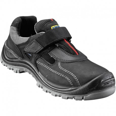 Sandales de Sécurité noir Blåkläder scratch