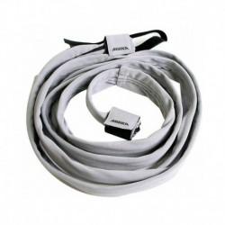 Gaine protection Mirka pour tuyau et câble, 3,5 m