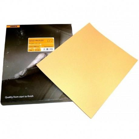 Feuilles abrasives Mirka Gold Proflex 230 x 280 mm