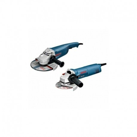 POWERPACK Meuleuses BOSCH D125 GWS1400w + D230 22-230H 2200W