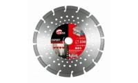 DISQUE DIAMANT Segments Multimatériaux 125X22.2 HT 10